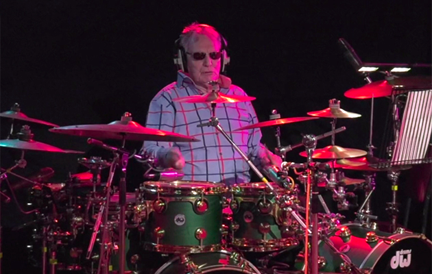 Exclusive! Watch one of Ginger Baker's final studio sessions - Uncut