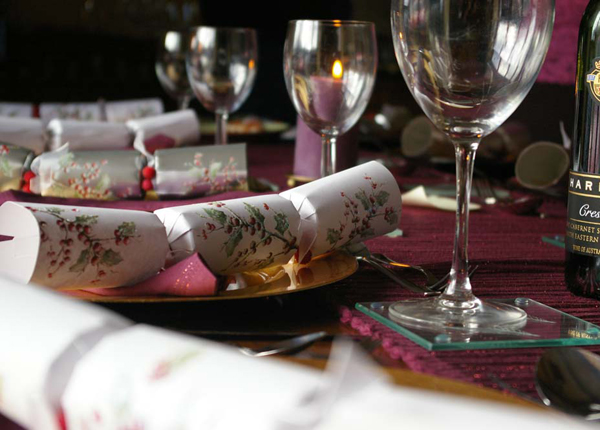 The history of Christmas crackers. The festive table is incomplete without a Christmas cracker.