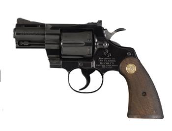 Colt Python .357 Magnum revolver, no 35459
