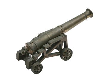 do you want to own a cannon the field