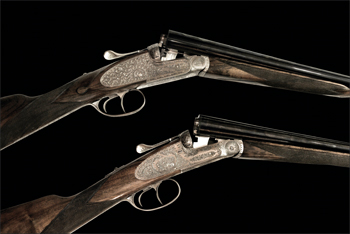 A pair of quality Spanish made Hercules guns from EJ Churchill