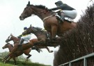 Point-to-Point jump Racing