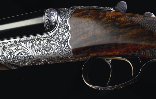 The 10 most expensive guns