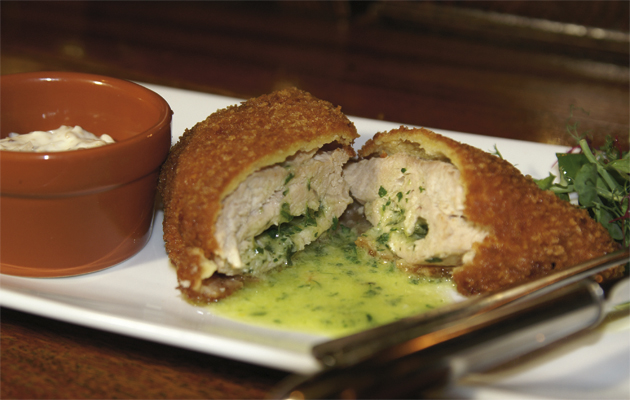 Our pheasant Kiev recipe is easy to cook, and a great way to encourage children to eat game