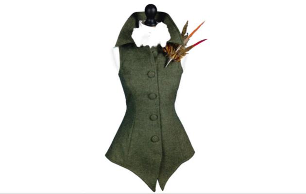 Tweed waistcoat from Great Scot