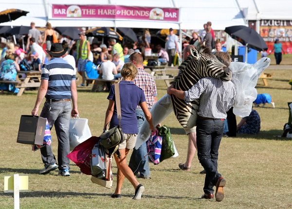 July dates for the diary. The CLA Game Fair 2015