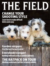 The Field April 2015 cover