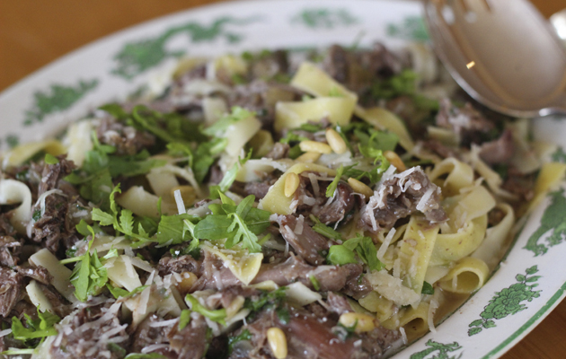 Create legions of hare converts with this delicious take on hare ragout.