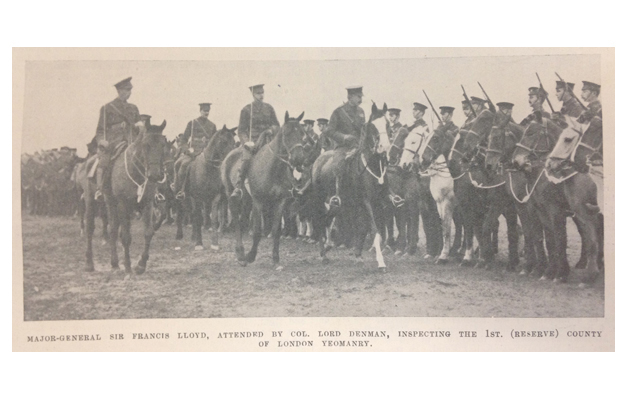Cavalry in the First World War. London