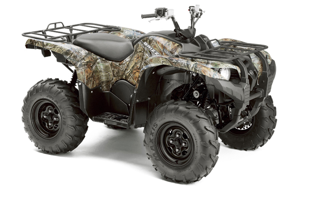 Yamaha Grizzly  Towing Capacity