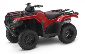 The best farm ATVs. Honda Fourtrax