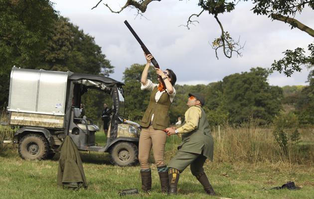 Women's shooting clubs