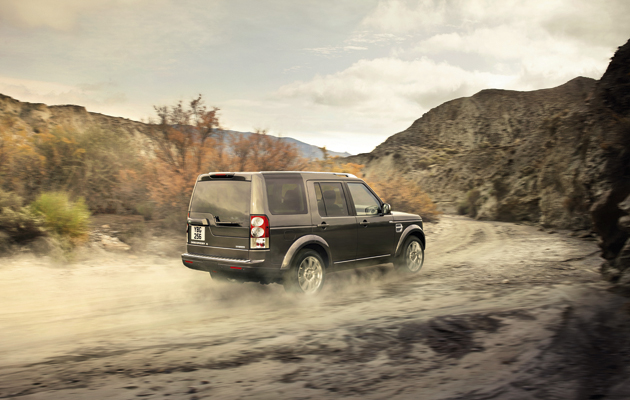 Land Rover Discovery Hse Luxury Review The Field