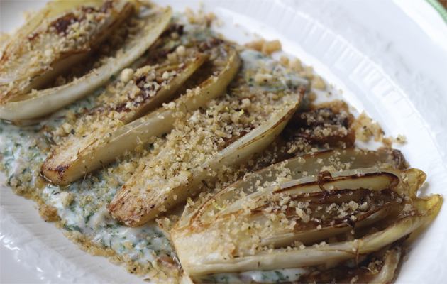 Braised Endive With Ham And Gruyere Recipes — Dishmaps