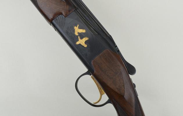 Browning 725 20-bore. Lighter version.