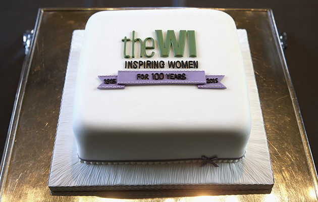 Wi Centenary Cake Recipe