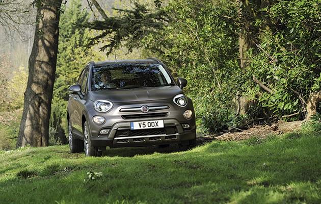 Fiat 500X Plus 4WD