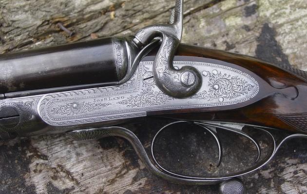 Tips for shotgun restoration. Joseph Lang