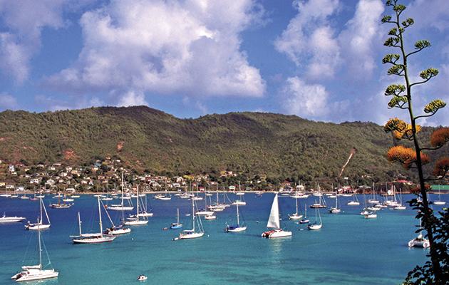 Things named after Queen Elizabeth II. West Indies