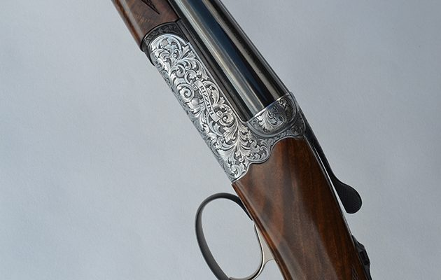 Rizzini BR550RB side-by-side