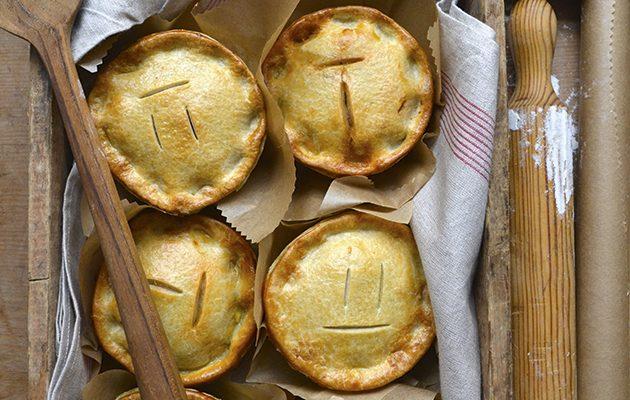 Tom's Pies' venison pie recipe