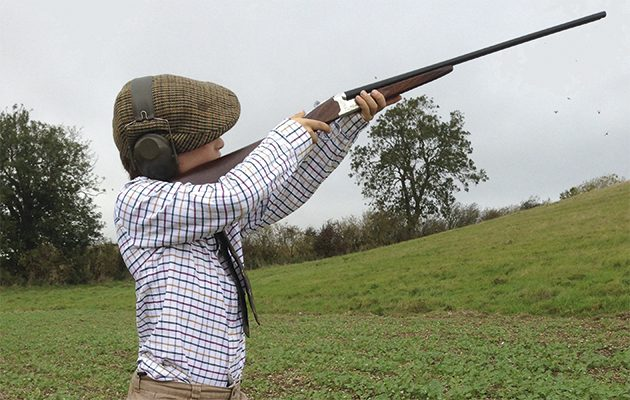What age should youngsters start shooting