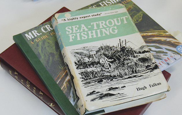Best fishing books. Classics