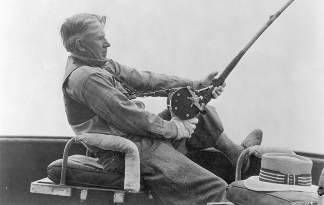 Best fishing books. Zane Grey