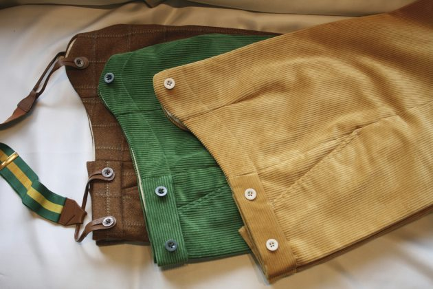 perfect corduroy trousers