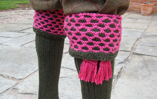 dc7bd734b Handmade shooting stockings. The best kit for the field - The Field