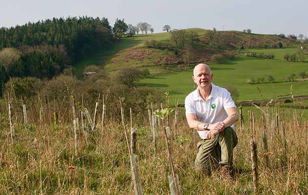 Tree planting for profit and posterity - The Field