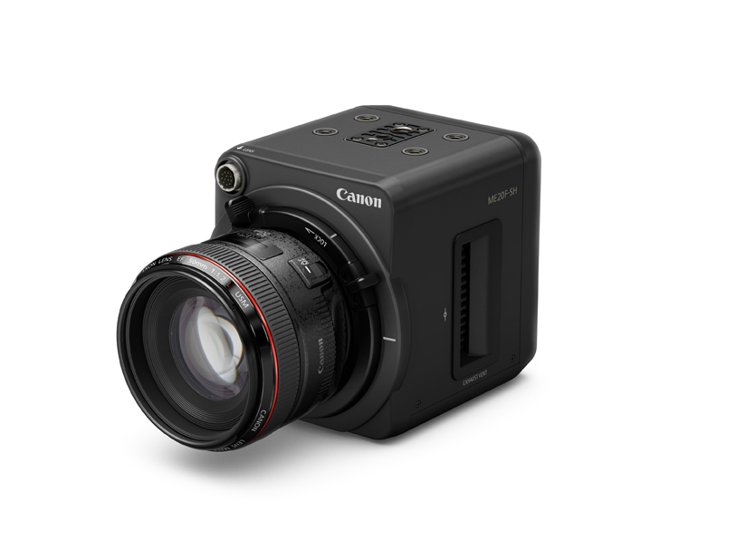 A Full Frame sensor and ISO 4,000,000: Canon releases new ME20F-SH ...