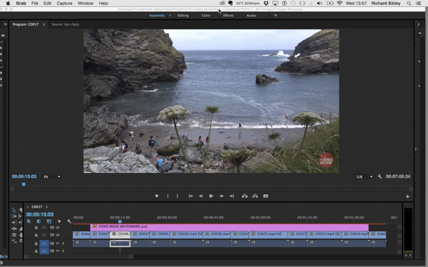 Editing 4K video on an old computer or laptop