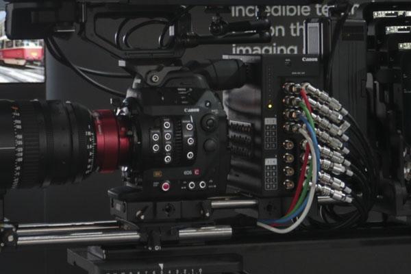 Updated Info Pics Canon 8k Cinema Eos Camera The