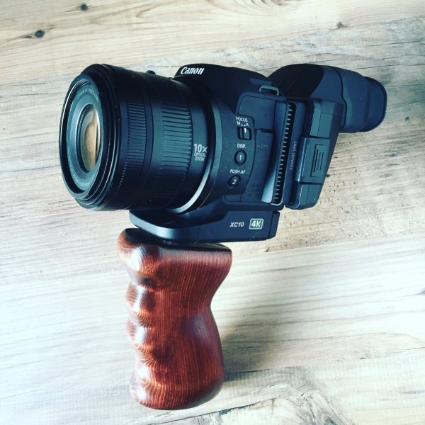 Diy Dslr Camera Rig: How To Make A DIY Camera Handle