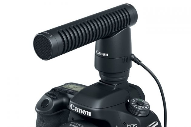 Canon Debuts New External Mic For EOS Users