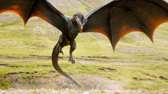game of thrones how the special effects are created