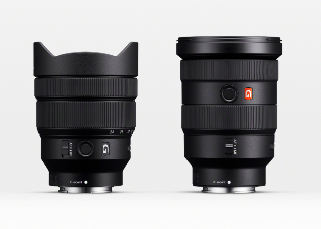 Class glass! Sony unveils wide-angle zoom lens duo - The Video Mode