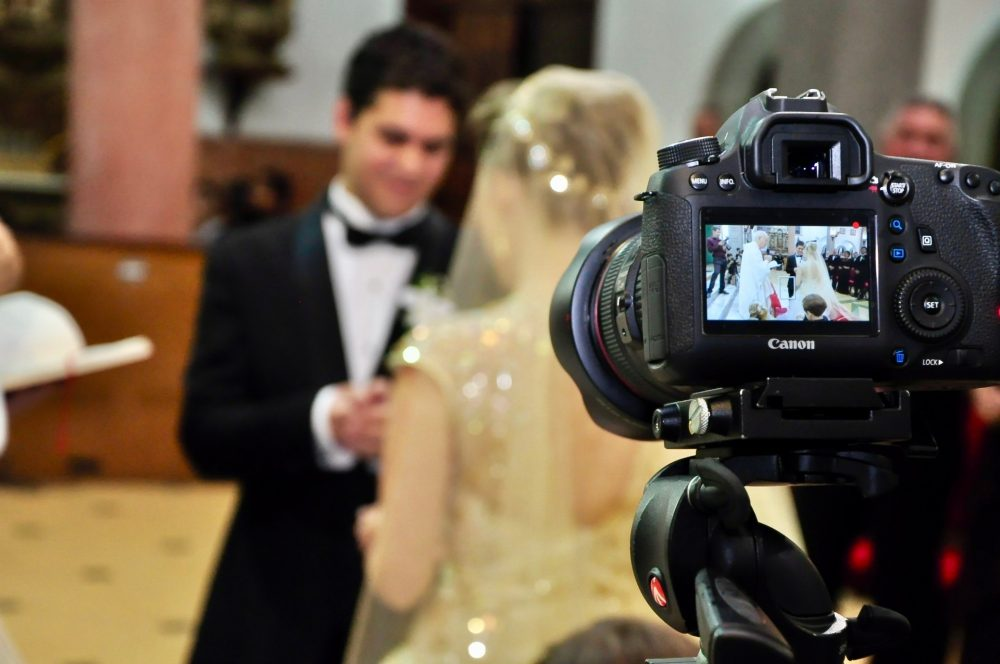 Shooting The Big Day The Best Wedding Video Tips The Video Mode