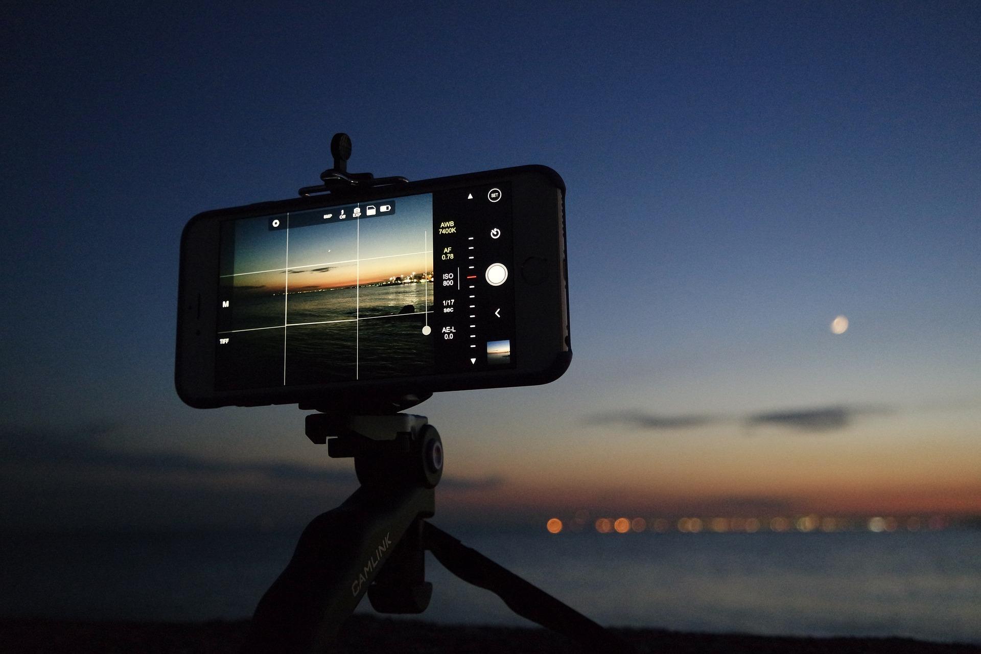 Hướng dẫn cách chụp ảnh đẹp cho Iphone 2