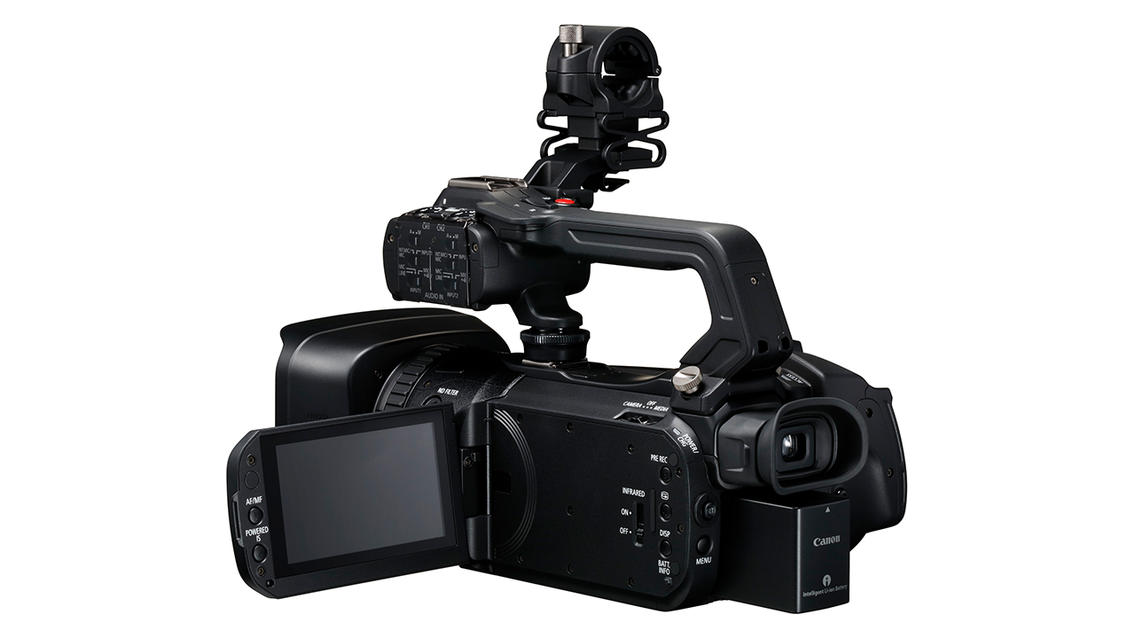 Canon announce two new 4K Camcorders to XF line up - The Video Mode