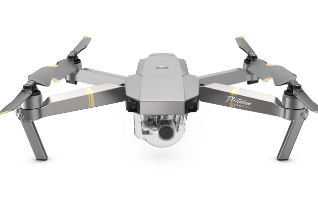DJI Announce Two New Drones And Update The Spark