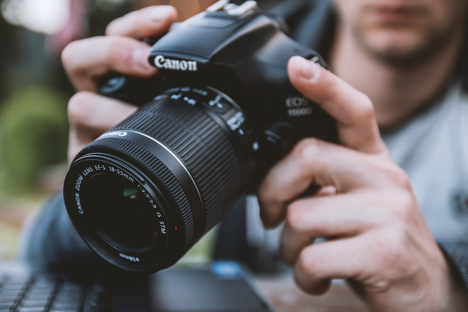 How to: customise the Canon buttons on your DSLR - The Video Mode