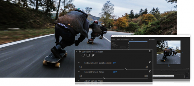 New plug-in lets you edit virtual reality video in Adobe Premiere