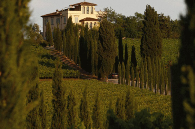 Tuscany 2001
