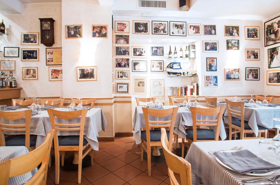 Rome restaurants