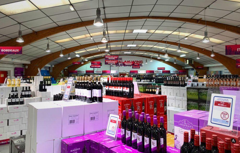 Calais Wine Superstore