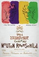 Mouton label