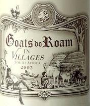 Goats do Roam in Villages