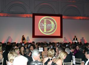 The awards evening